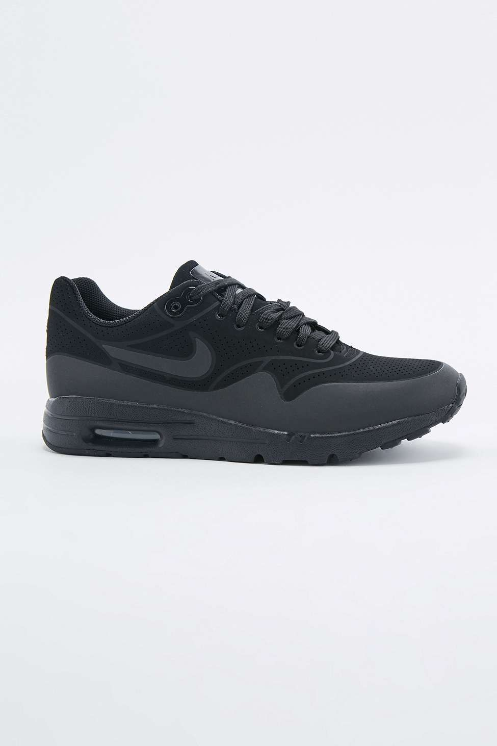 "low priced 37794 28e50 Nike – Sneaker ""Air Max 1 Ultra Moire"" in Schwarz"
