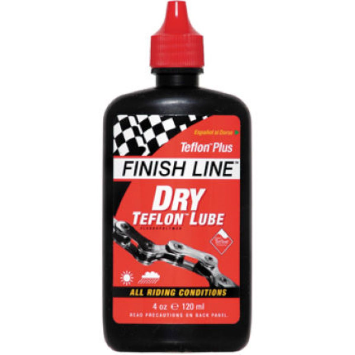 Cycling Bargains Lube Squeeze Bottles Finish Line