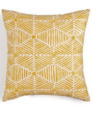 4040 Hallmart Collectibles Western Inspiration Decorative Pillow Simple Macy's Decorative Throw Pillows