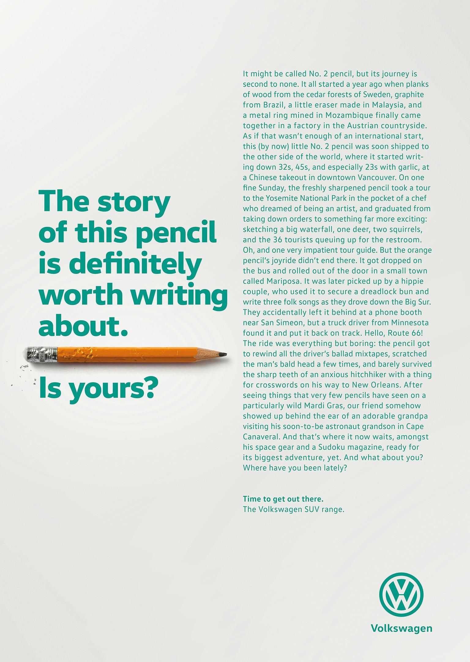 Advertisement By Ddb Germany Copywriting Ads Copy Ads Print Ads