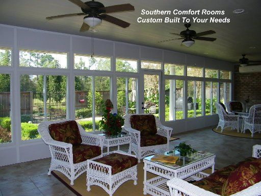 A Room I Could Use All Year Long Bird Watching Absolutely Patio Room Glass Room Patio