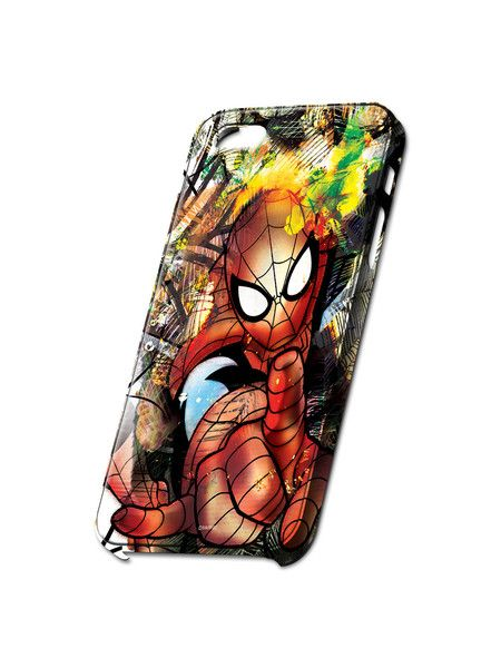 Our Hail spidey iPhone Case a.k.a Cover is specially designed to give a cocoon shelter to your iPhones. With its hard shell construction, it...