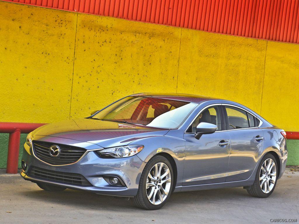 2014 Mazda 6 Sports cars, Mazda 6, Mazda