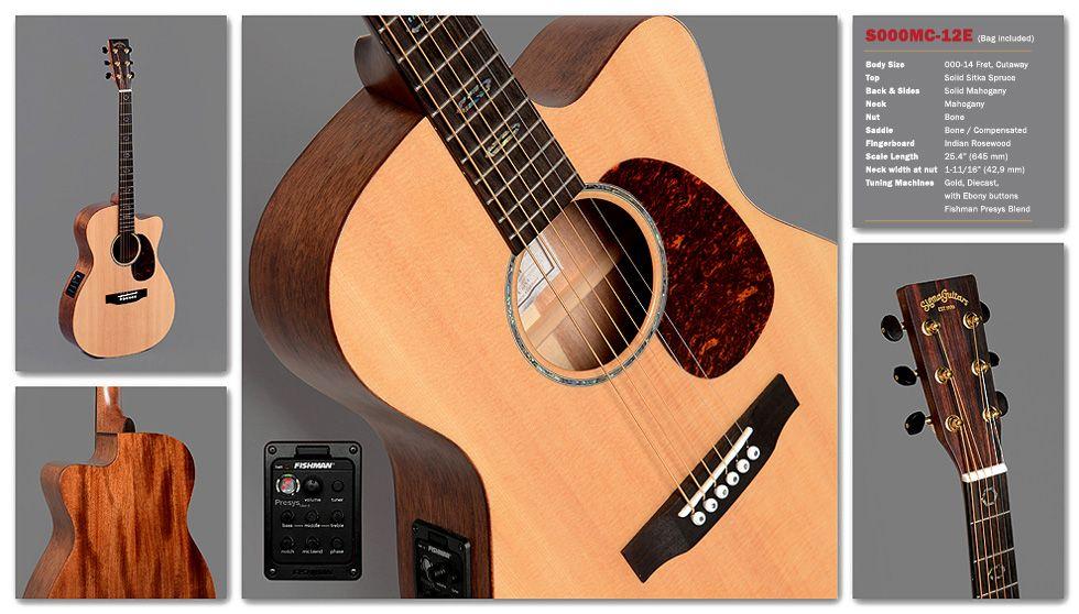 Sigma Guitar SDRC-12E | Guitars - Sigma / Furch / TDLG