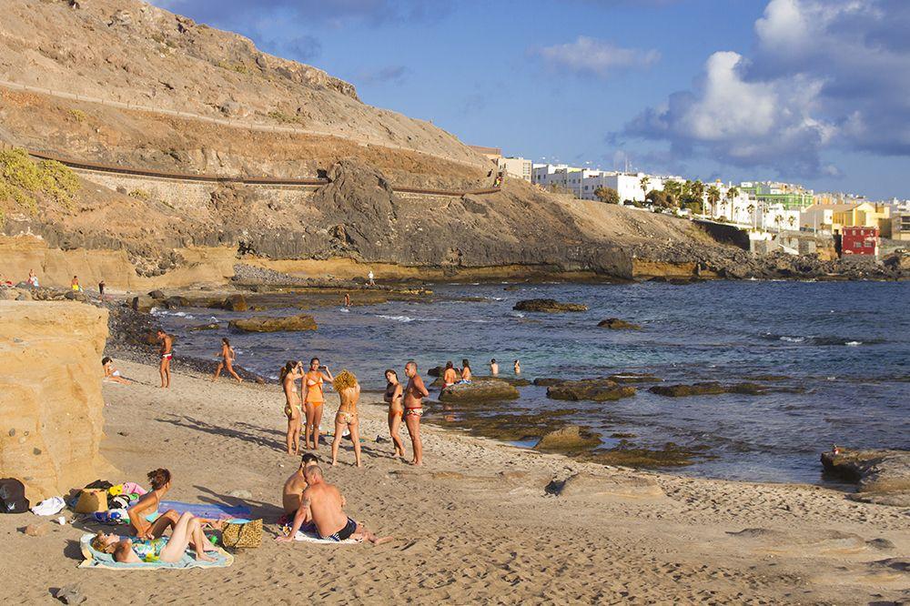 nudist beaches canary islands