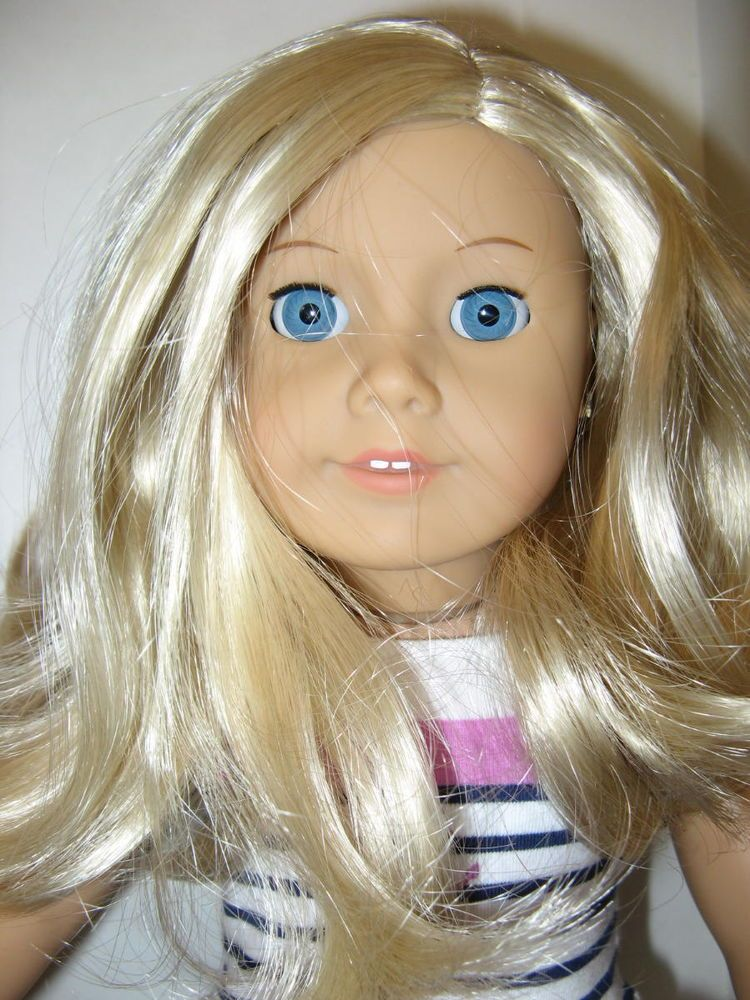 "18"" American Girl 2008 #59 EO8 Nice Condition!"