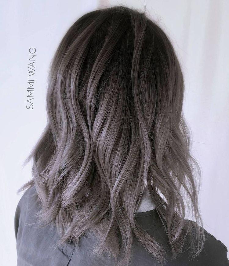 Pin By Ashlynntaylor On Hair Smokey Hair Brown Hair Balayage Hair Styles