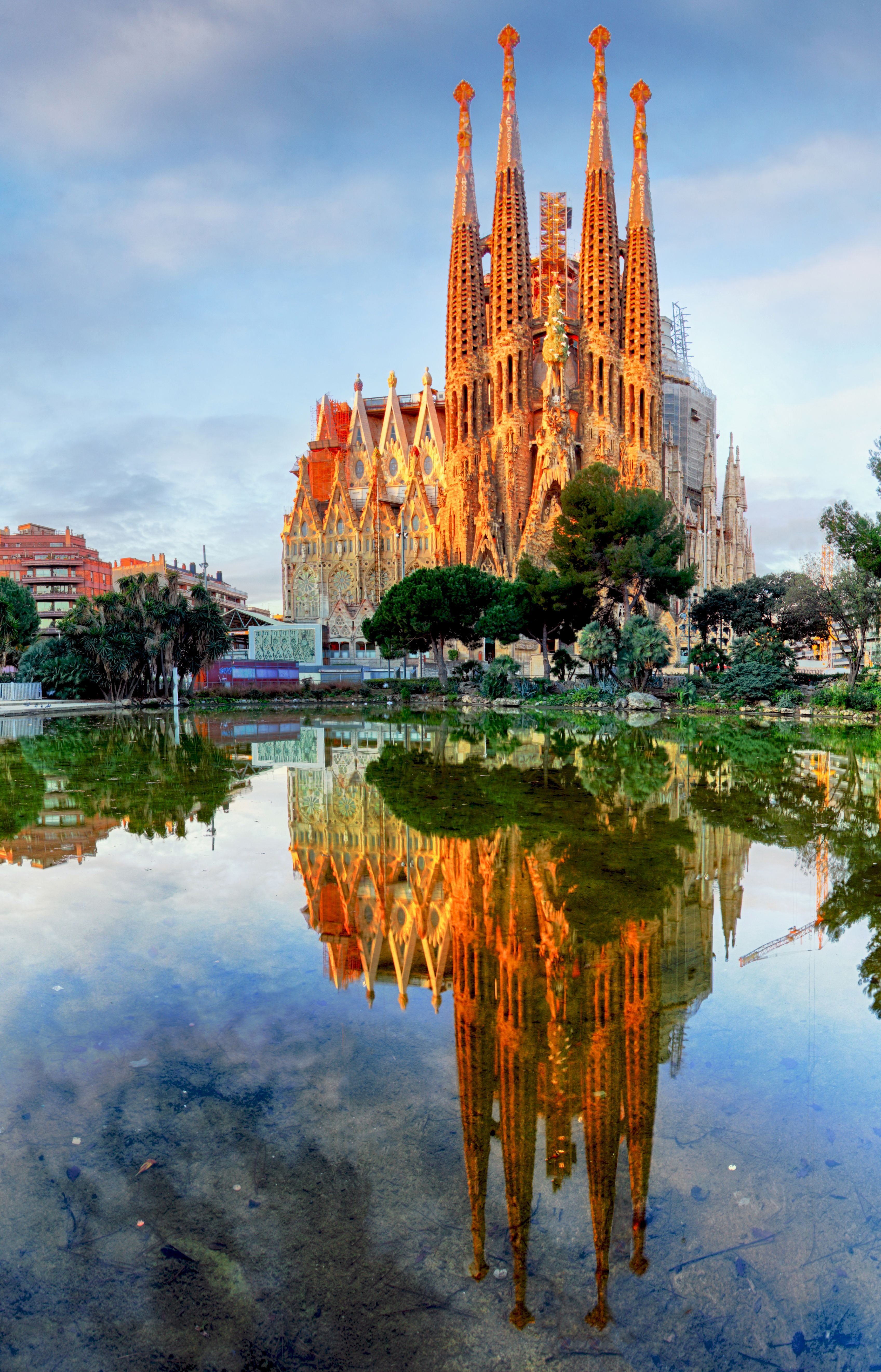 Sagrada Familia Sagrada Familia Barcelone Tourisme
