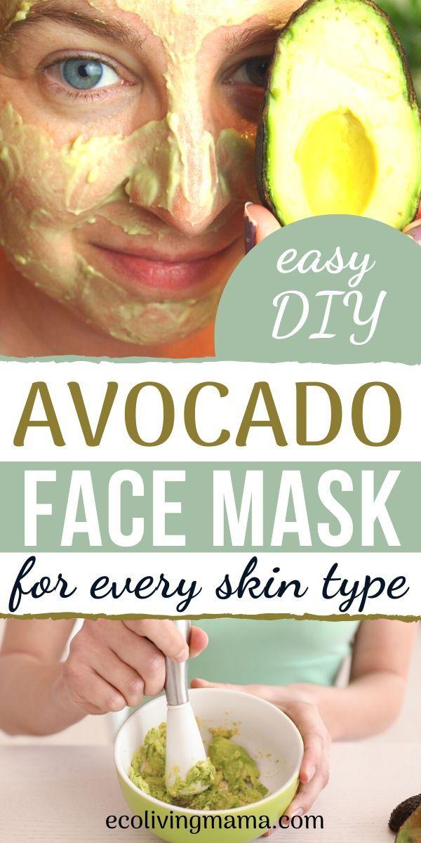 Photo of DIY Avocado Face Mask