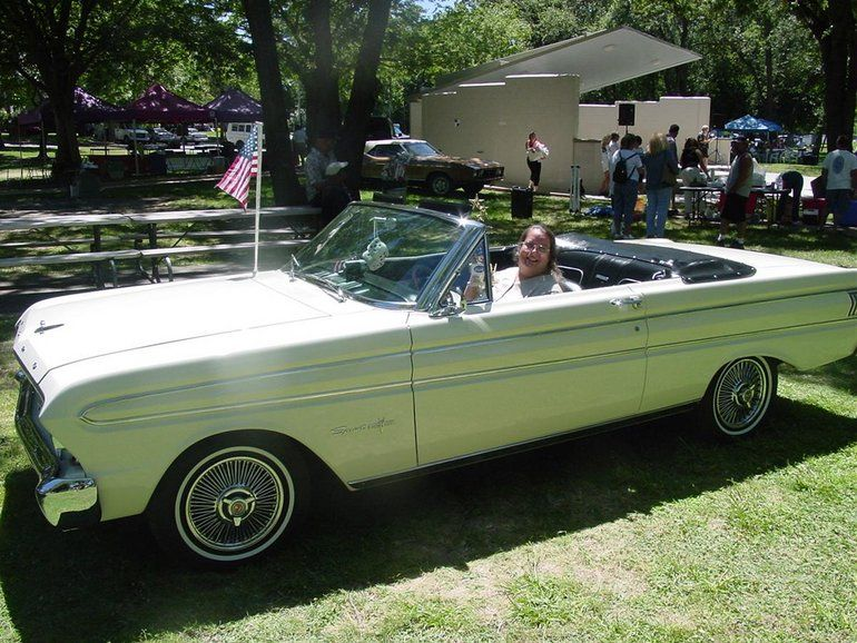 1964 Ford Falcon Sprint Convertible Ford Falcon