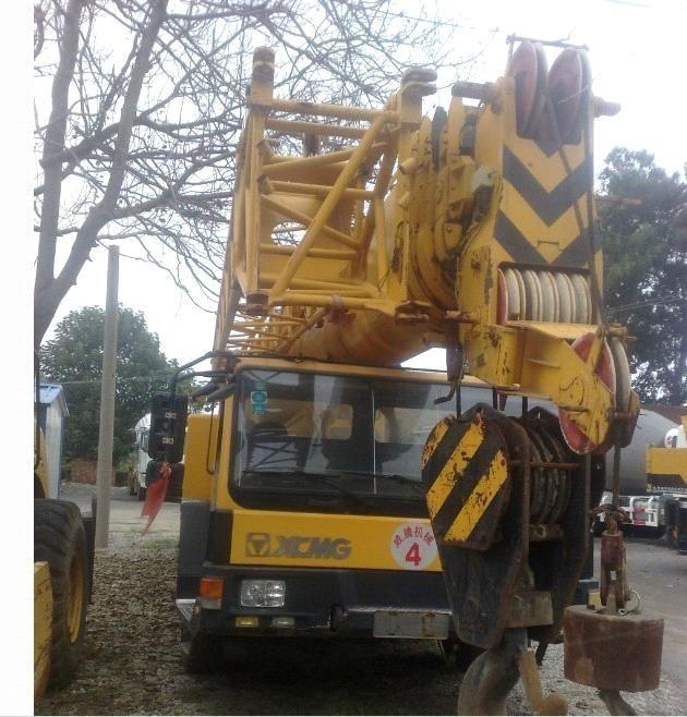 XCMG QY70K-I Truck Crane/mobile crane