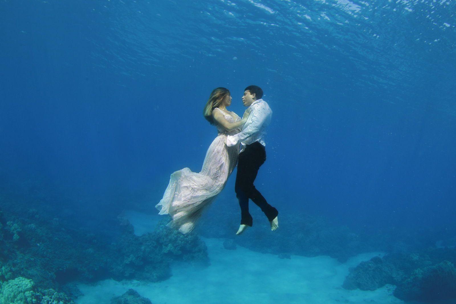 под водой пары картинки сегодня попытаемся