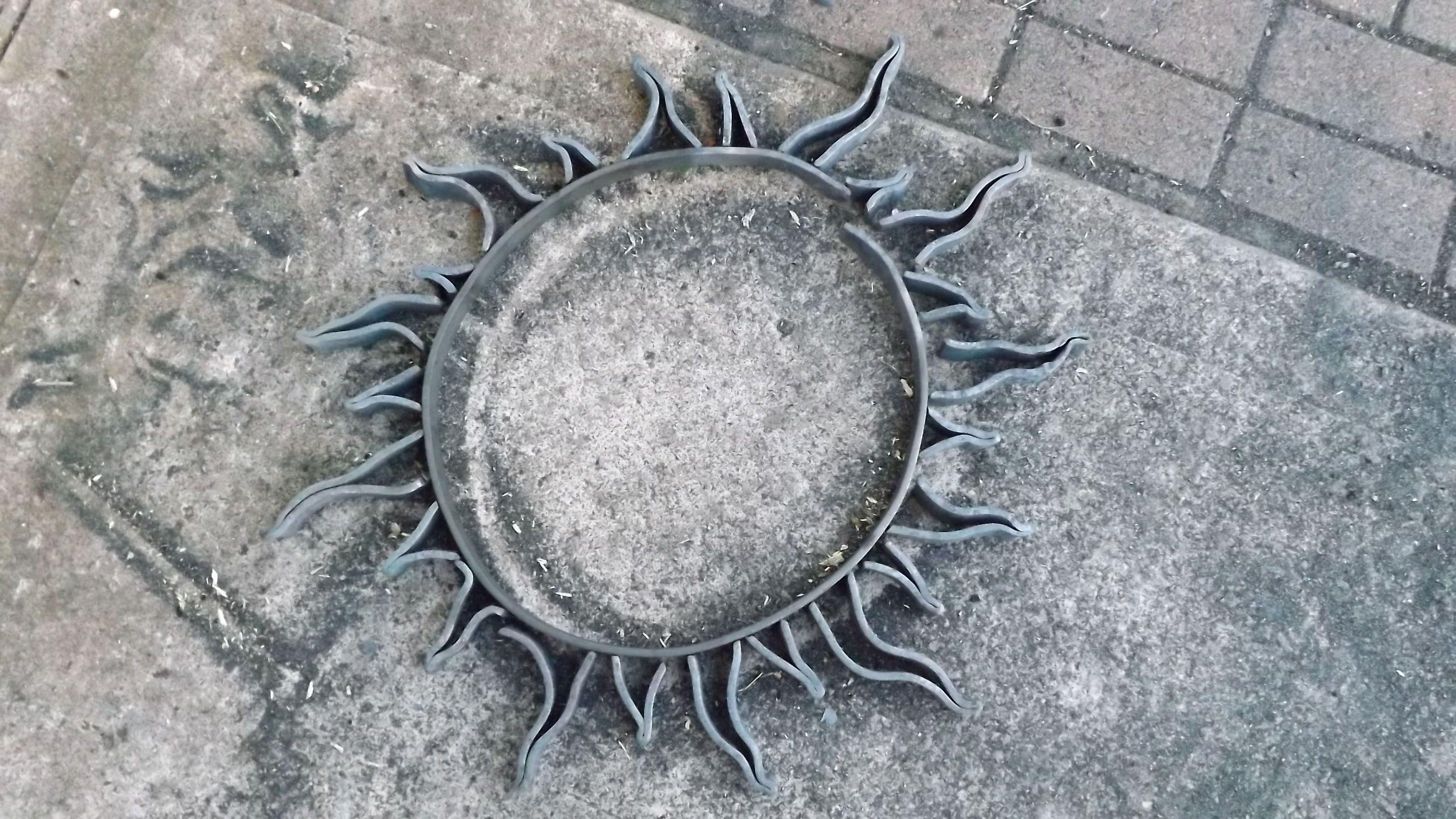 Sun & Moon Bed /arc angel welding