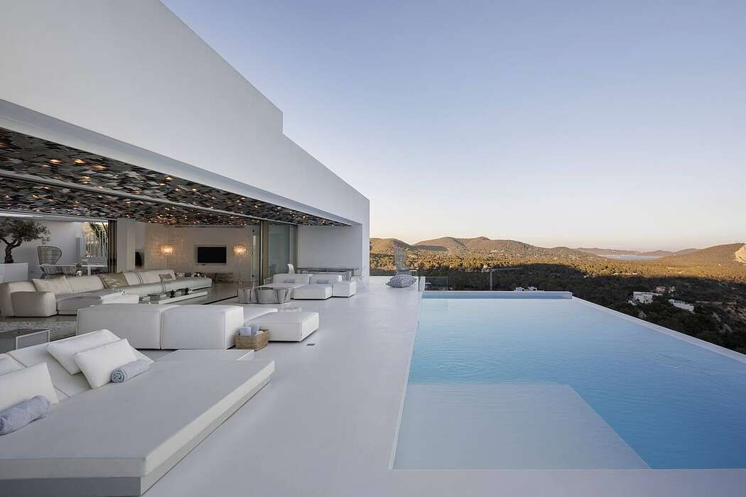 Ibiza Hills Residence By Metroarea Architecture House Styles