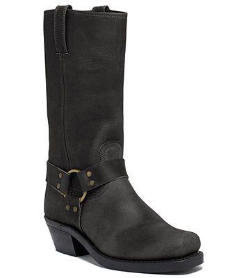 Frye Women's Harness 12R Mid-Calf Boots