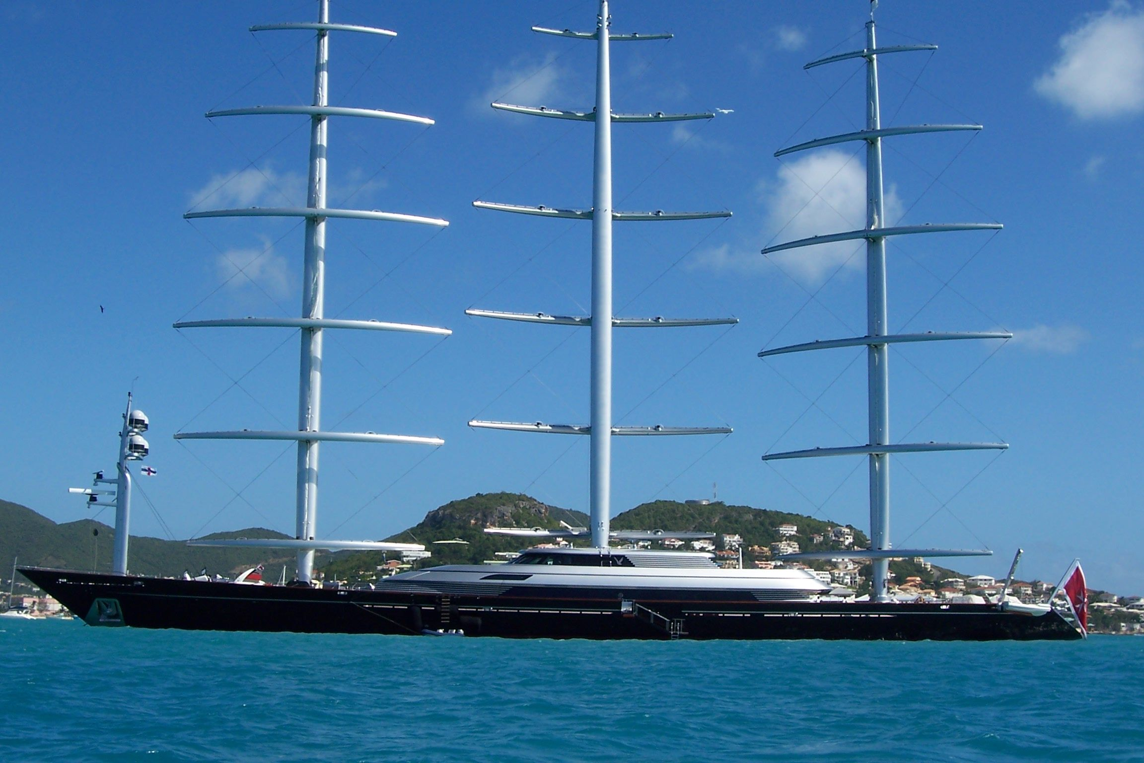 Maltese Falcon Extraordinary Sleek Lines Meet Design Perfection And Revolutionary Sailing System Available For Charter With Images Yacht Vacations Sailing Yacht Sailing