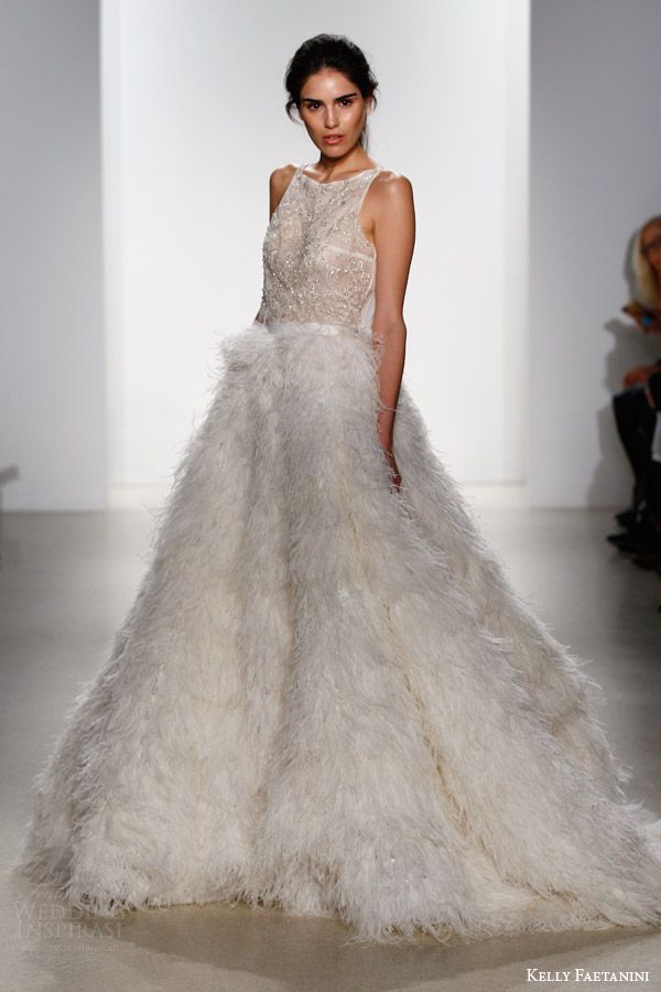 Kelly Faetanini Bridal Spring 2016 Wedding Dresses | Pinterest ...