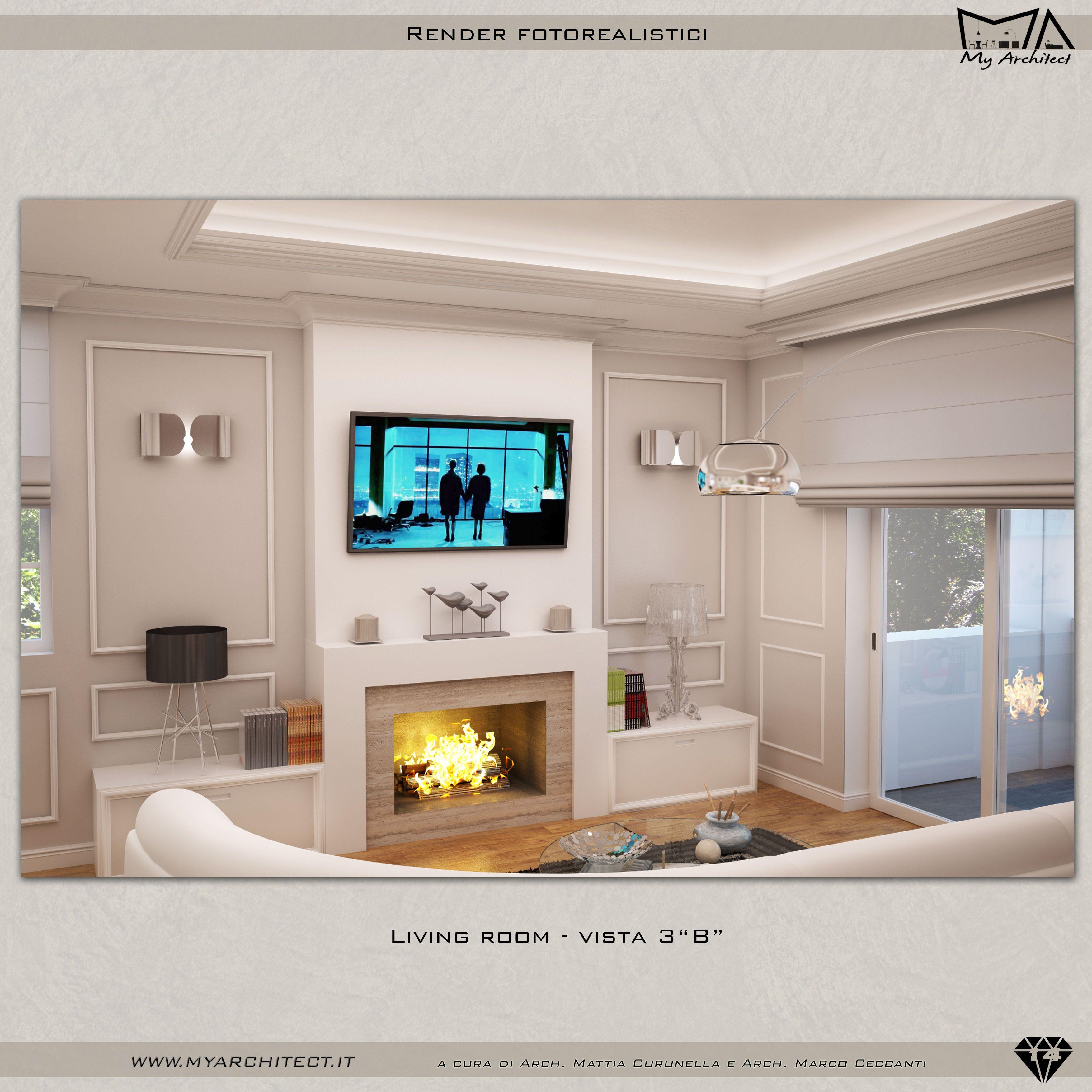 Interior Design Online Progettare Casa Architetti Low Cost Render Fotorealistici Idee Suggerimenti