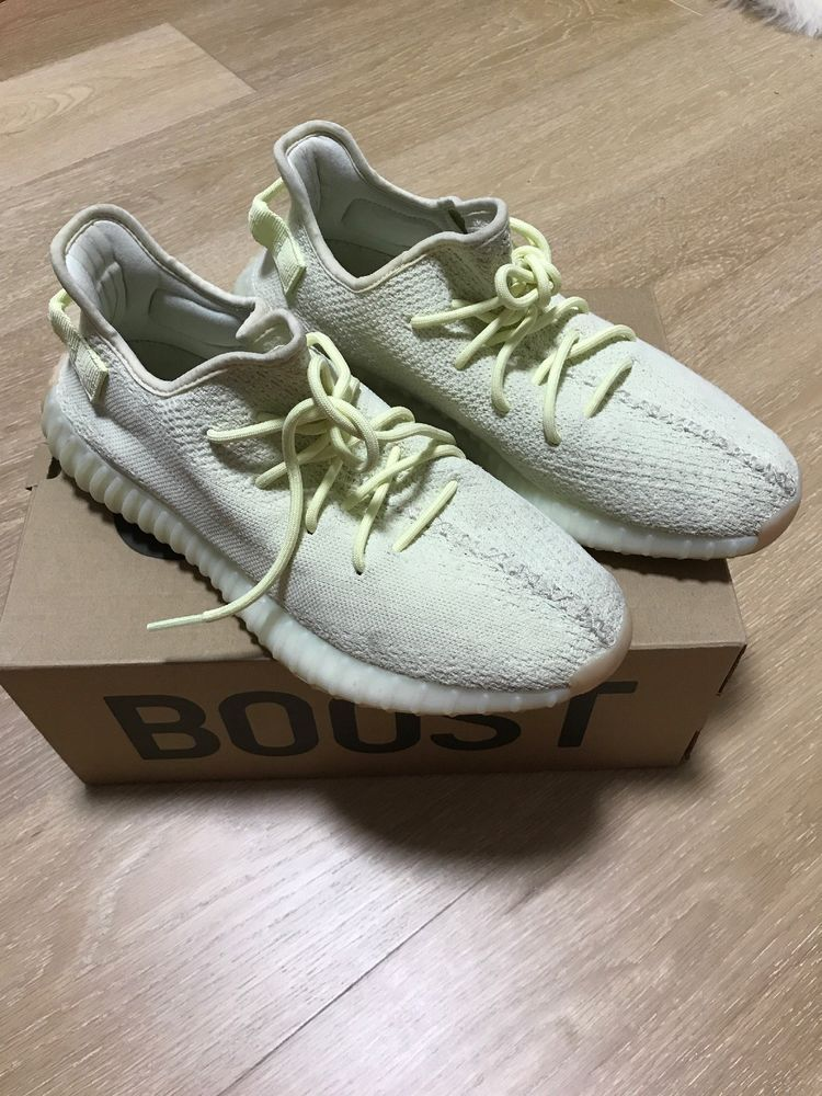 b4c3c76db Yeezy Boost 350 v2 Butter Size 11  fashion  clothing  shoes  accessories