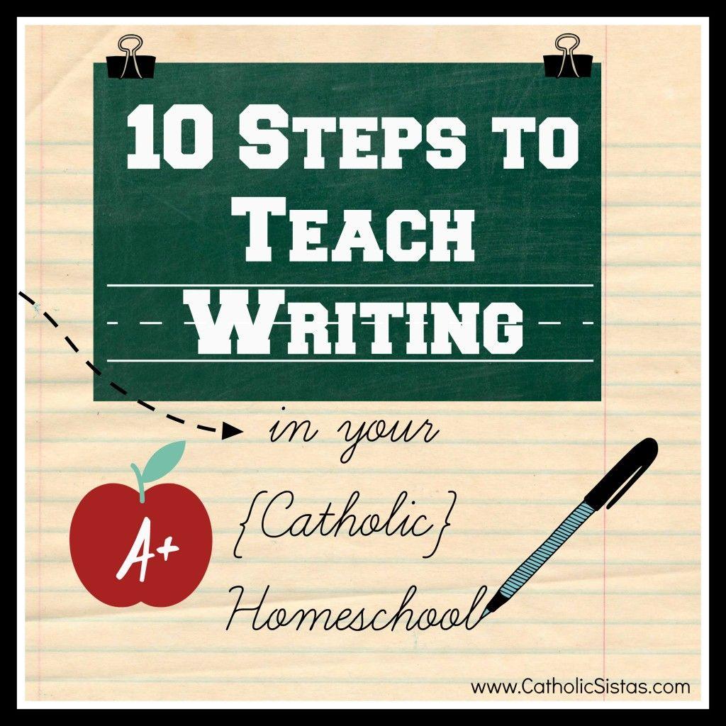 10 Steps To Start Catholic Homeschooling Catholic Sistas