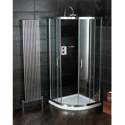 Atlas 800mm Quadrant Shower Enclosure In 2020 Sliding Doors