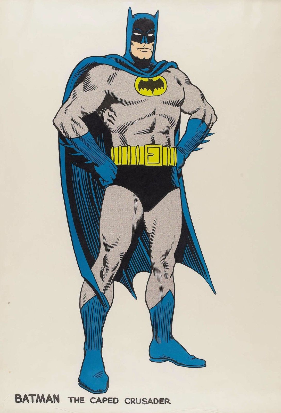1bdd2e908f1d1  13.45 - Batman Classic - Wall Poster ( 24 In X 15 In ) - Fast Shipping   ebay  Collectibles
