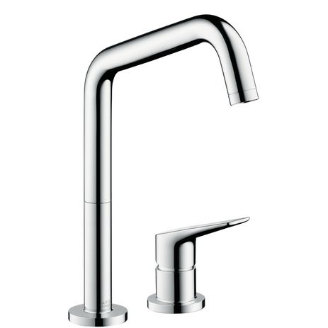 Axor Citterio M 2 Hole Single Lever Kitchen Mixer