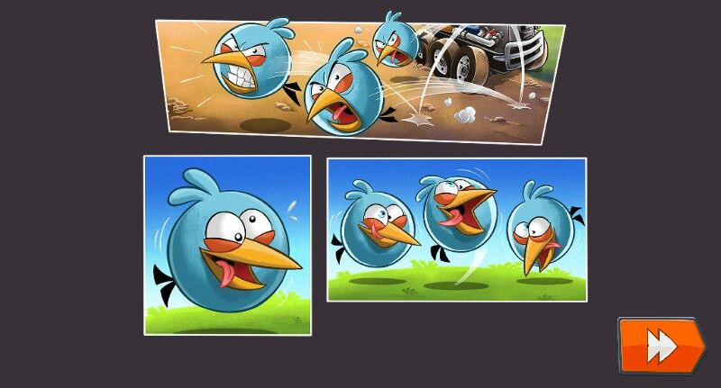 Angry birds go! The Blues | Imaad in 2019 | Angry birds, Birds