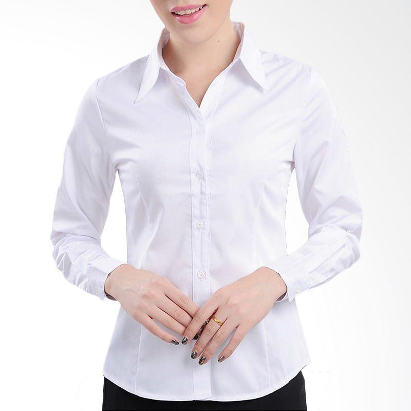 Baju Kemeja Wanita Kekinian