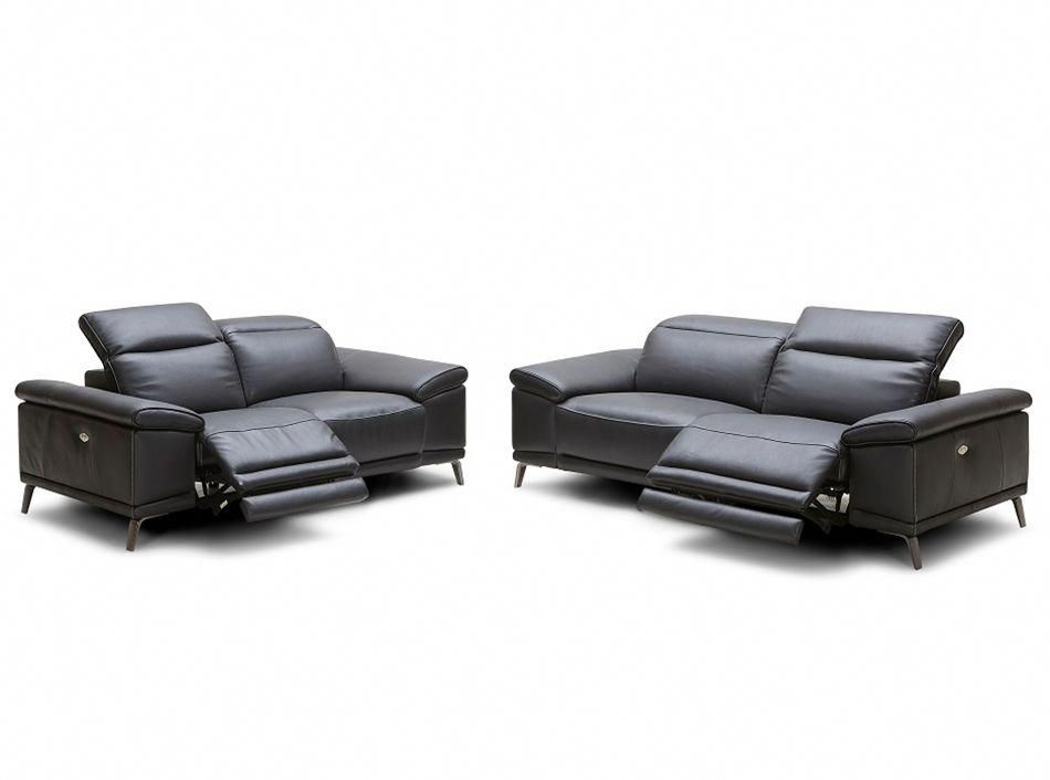 Giovani Modern Power Recliner Sofa By J M Furniture Leather Sofa And Loveseat Leather Sofa Set Italian Leather Sofa