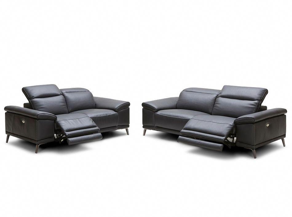 Giovani Modern Power Recliner Sofa by J&M Furniture | A Few ...