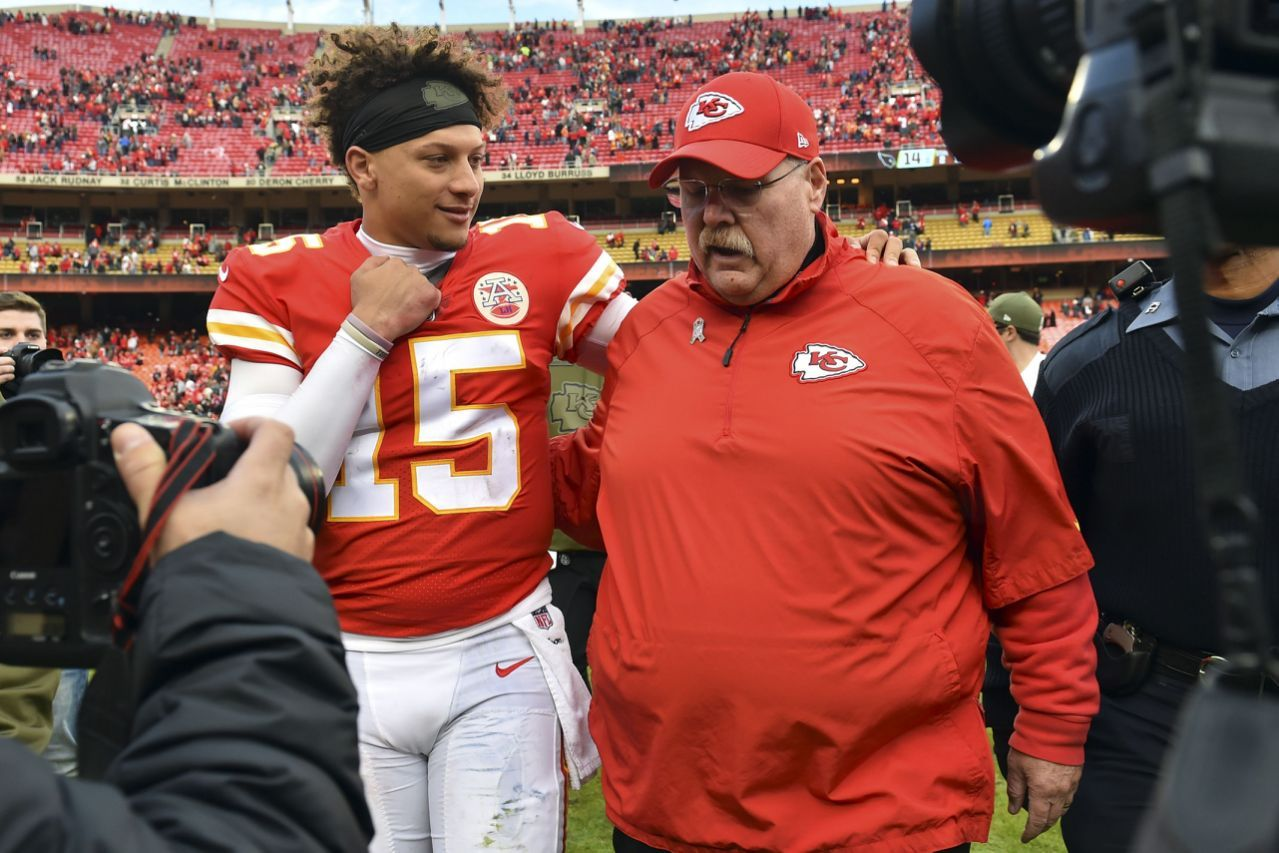 A lot of people are happy to see the Chiefs reach their