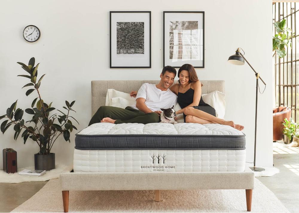 Oceano Luxury Hybrid Mattress in 2020 Luxury mattresses