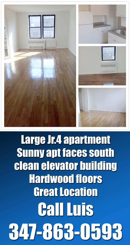 1649 Large Jr 4 Apartment For Rent In Forest Hills Queens Ny Apartments For Rent In Queens Ny Hardwood Floors Flooring Hardwood