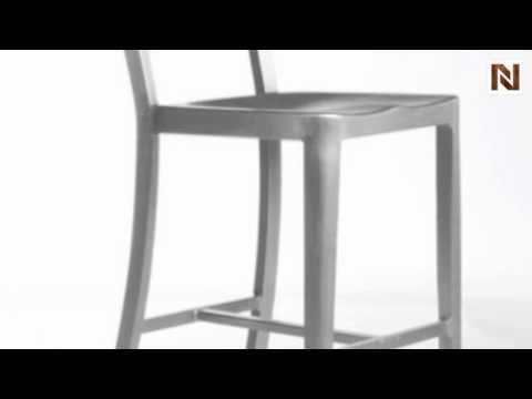 Alphaville Anzio Dining Chair DC ANZI SID ALU From Euro Modern Collection