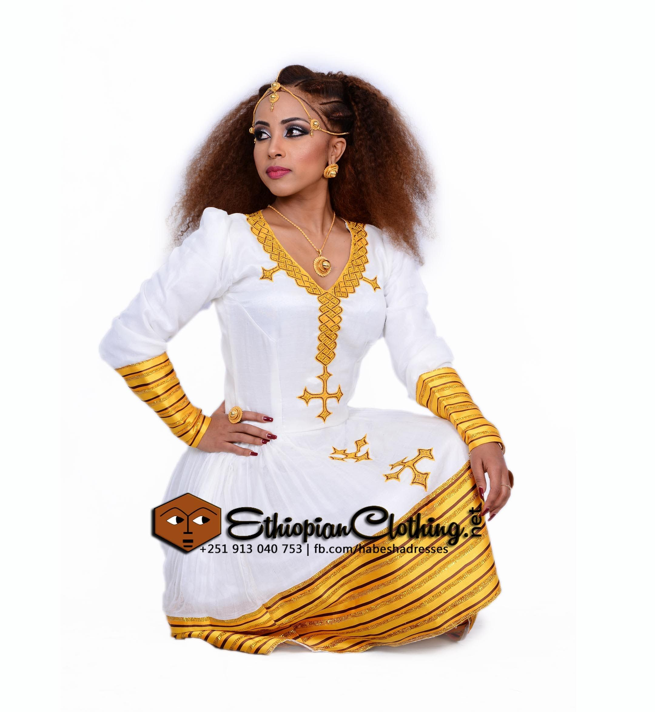 Ethiopian clothing | AFRICAN FASHION, MODELS, DESIGNERS AND ...