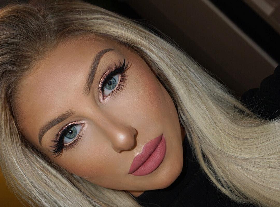 Instagram Hair Makeup Makeup Looks Soft Makeup
