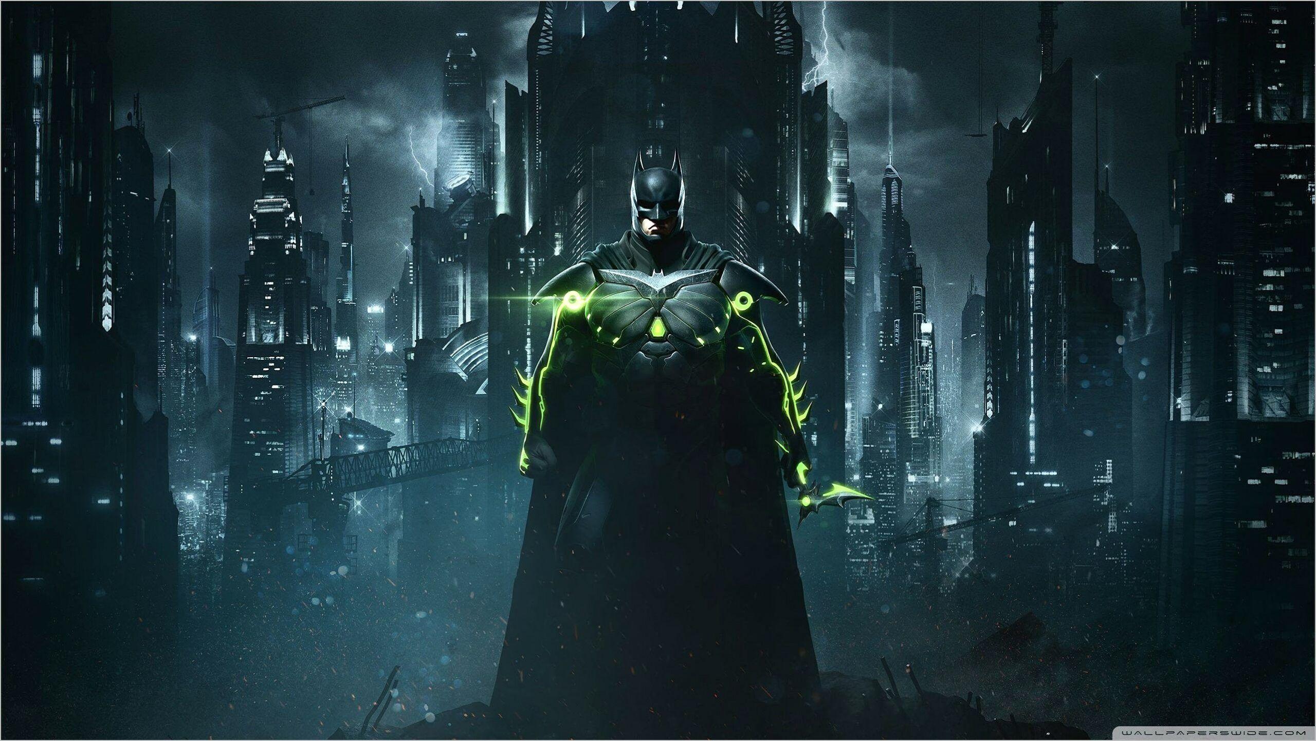 Batmobile 4k Wallpaper For Pc In 2020 Injustice 2 Batman Batman Wallpaper Batman Injustice