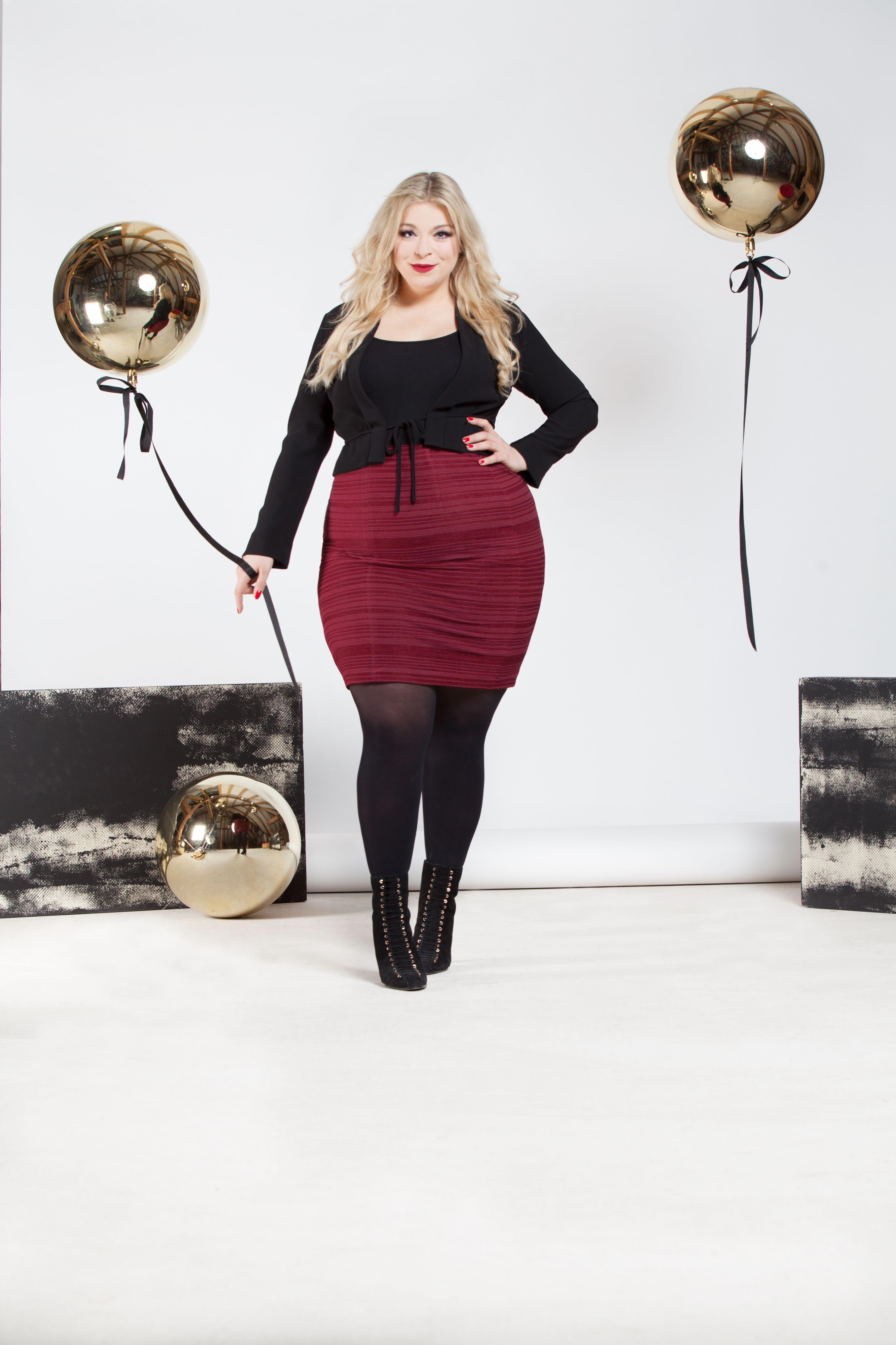 Große größen damen ausgefallene mode Damenmode in