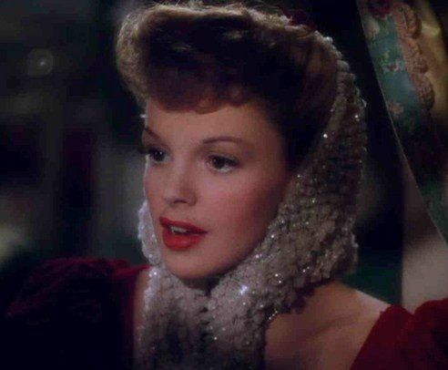 Judy Garland Have Yourself A Merry Little Christmas.Meet Me In St Louis Have Yourself A Merry Little