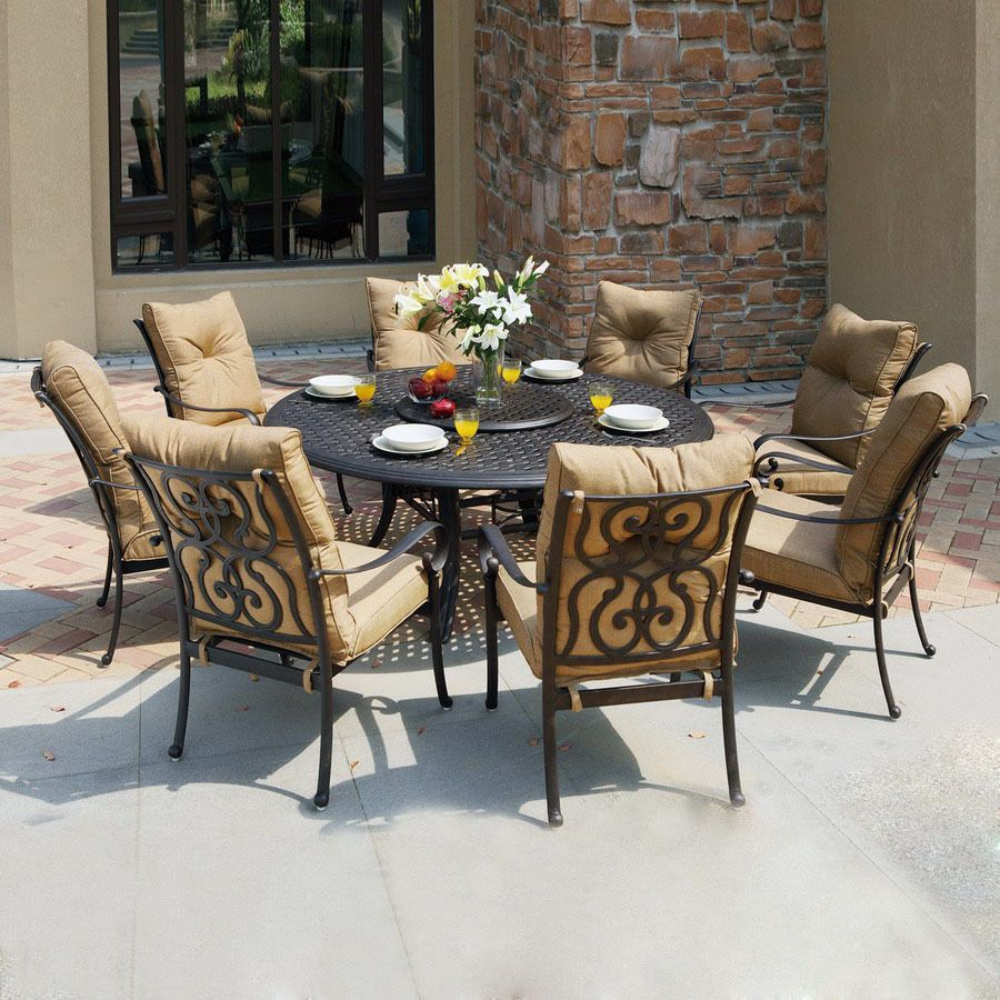 aluminum patio furniture lowes photo 6 madlonsbigbear