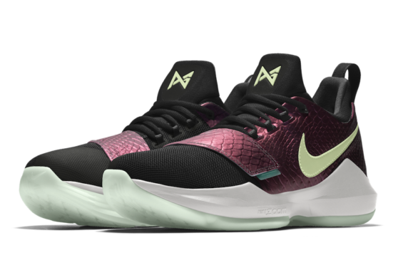 best loved 271e1 4affe The Nike PG 1 Is Now Available On NIKEiD