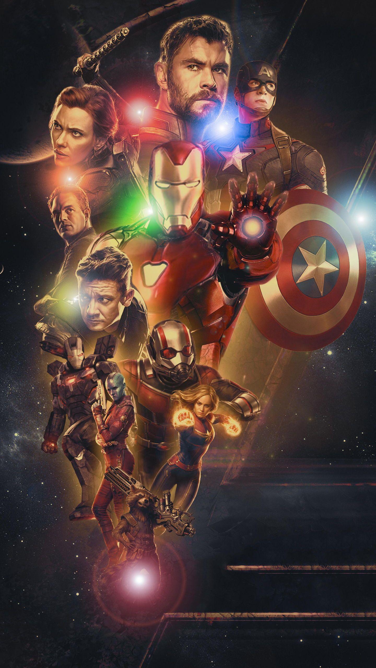 List of Cool Marvel Wallpaper for Smartphones Today