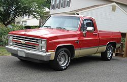 Chevrolet C K Wikipedia The Free Encyclopedia Trucks
