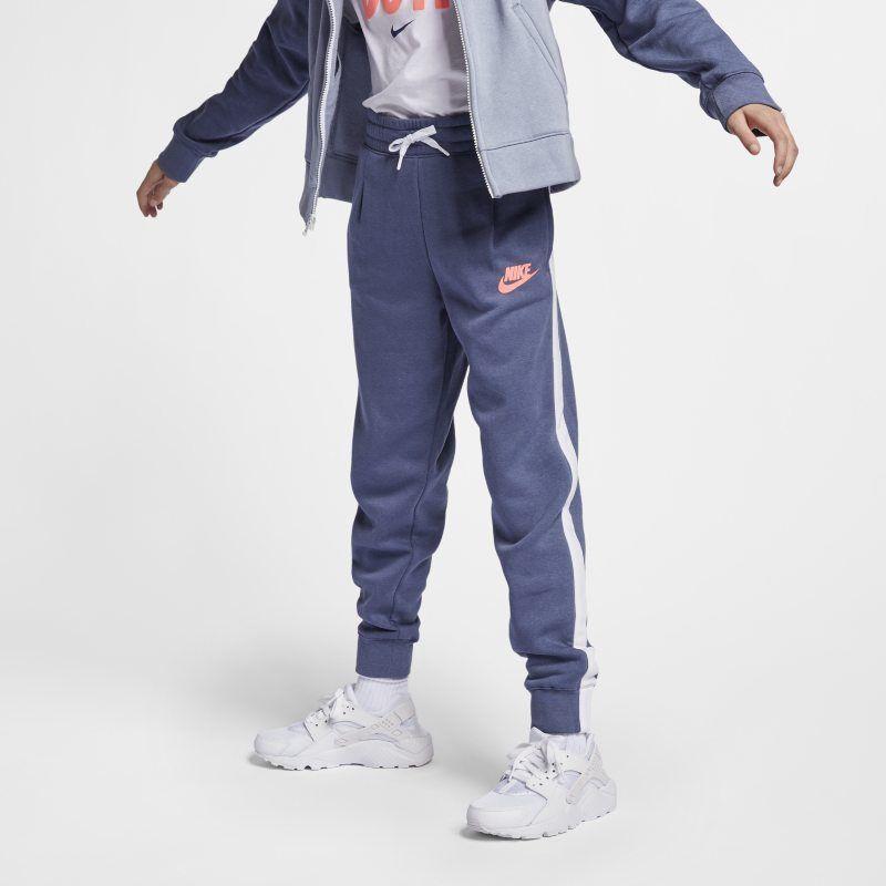Tracksuit BLUE Girls/' Nike Sportswear Older Kids/'