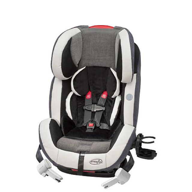 Jaxons New Car Seat Love Evenflo Symphony 3e All In One