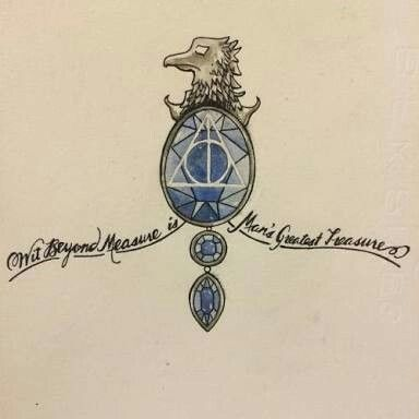 Image Result For Ravenclaw Tattoo Ravenclaw Tattoo Inspirational Tattoos Harry Potter Tattoos
