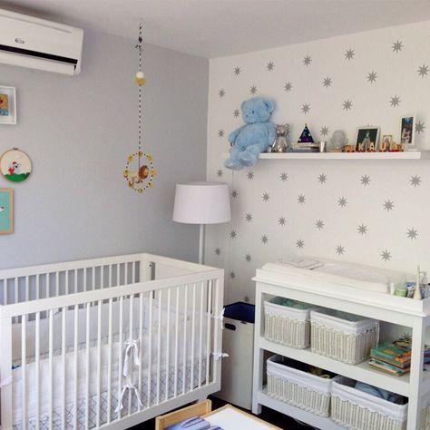 Vinilo estrellas 8 puntas vinilos infantiles kirigamia for Stickers habitacion nina