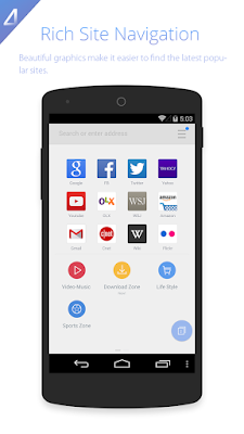 تحميل تطبيق Uc Browser Mini متصفح خفيف وسريع للأندرويد مجانا بآخر إصدار تطبيقات Tetbekat Electronic Products Browser Phone