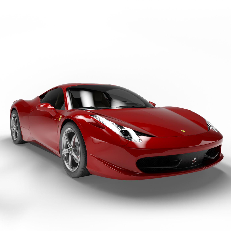 Ferrari 458 Italia 6 Colors Ferrari Colors Italia With